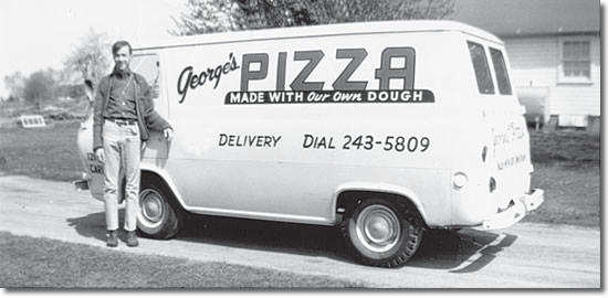 Our Original Delivery Van